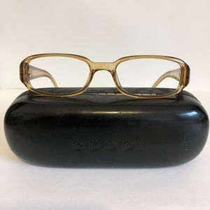 Vintage Gucci Glass